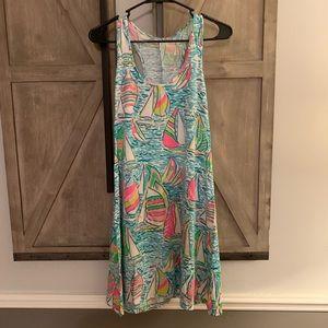 Lilly Pulitzer Racerback Dress